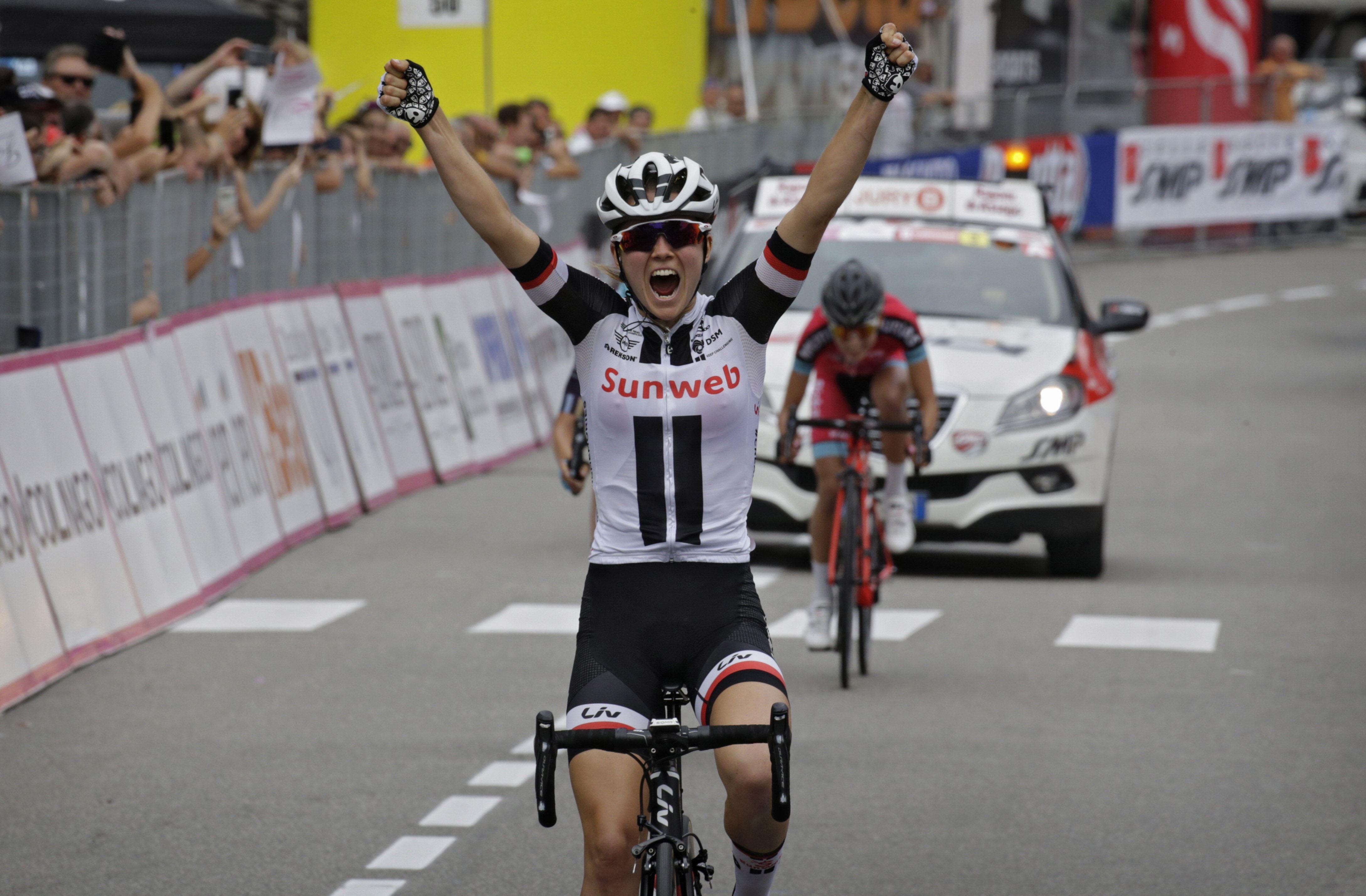 Giro Femminile Stage 5