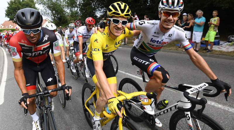 Tour de France Stage 21 Gallery