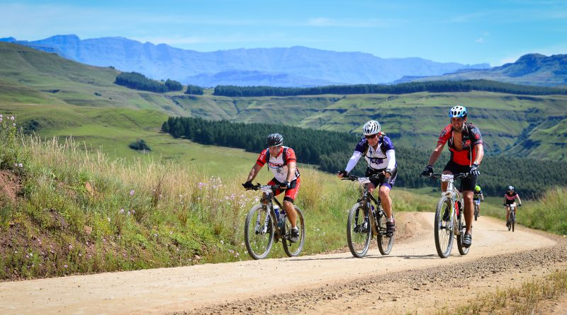 Endurance junkies – come take on the 100km gravel race in the mighty Drakensberg!