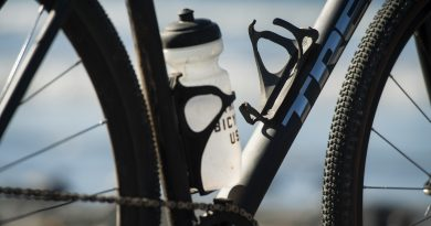 New Bontrager Bat Cage made from recycled fishing nets