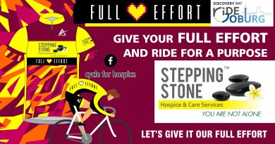 Can you give your Full Effort on a bike? Join the SSH Charity Team