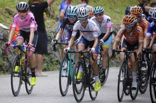 stage-8 Giro dÕItalia Internazionale Femminile 2018
