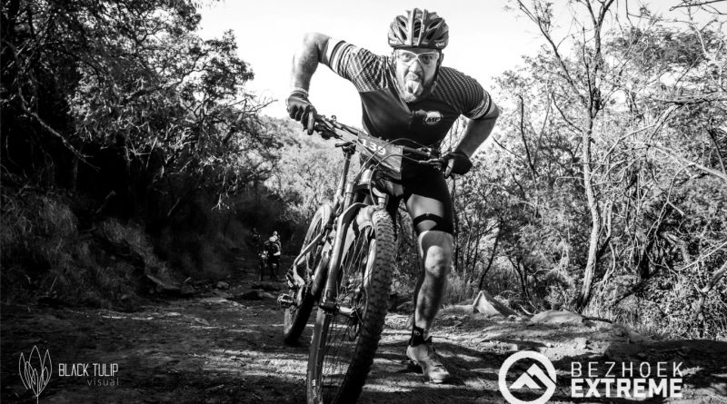 Extreme MTB racing defined by Bezhoek Extreme